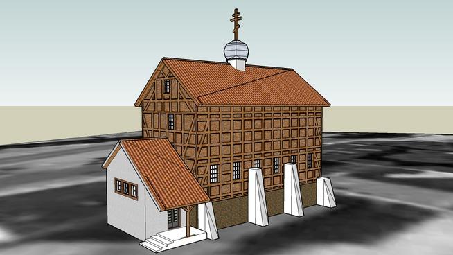 ORTHODOX CHURCH ON NOWY RYNEK IN BYDGOSZCZ