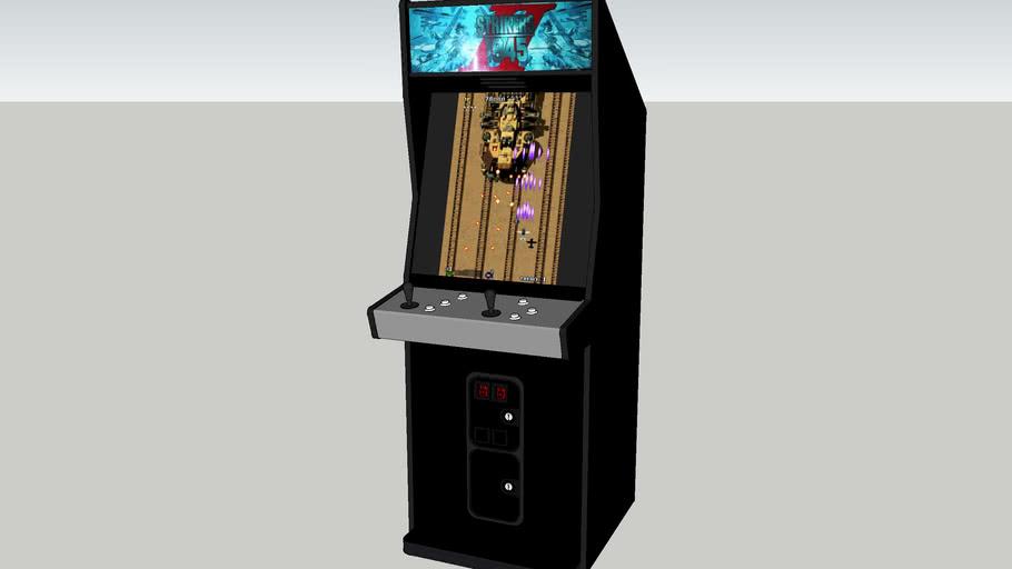 Strikers 1945 II arcade game