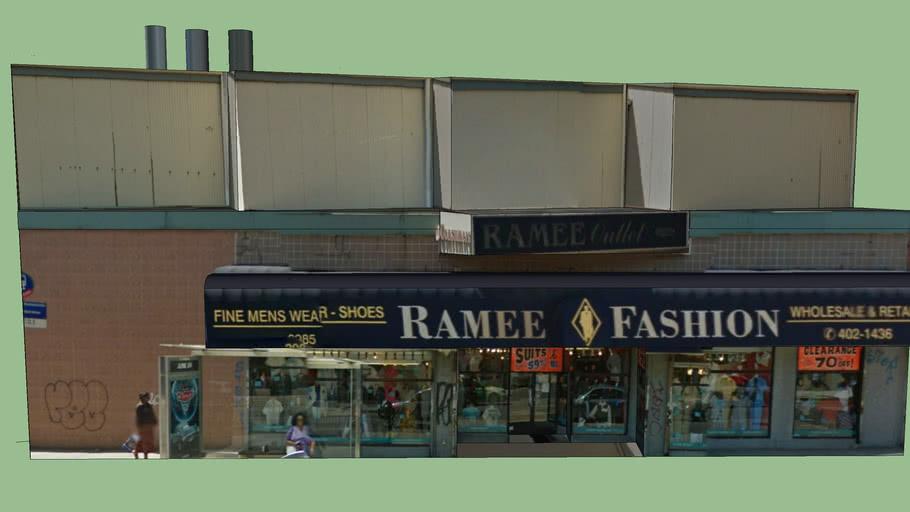 Ramee Fashion Building
