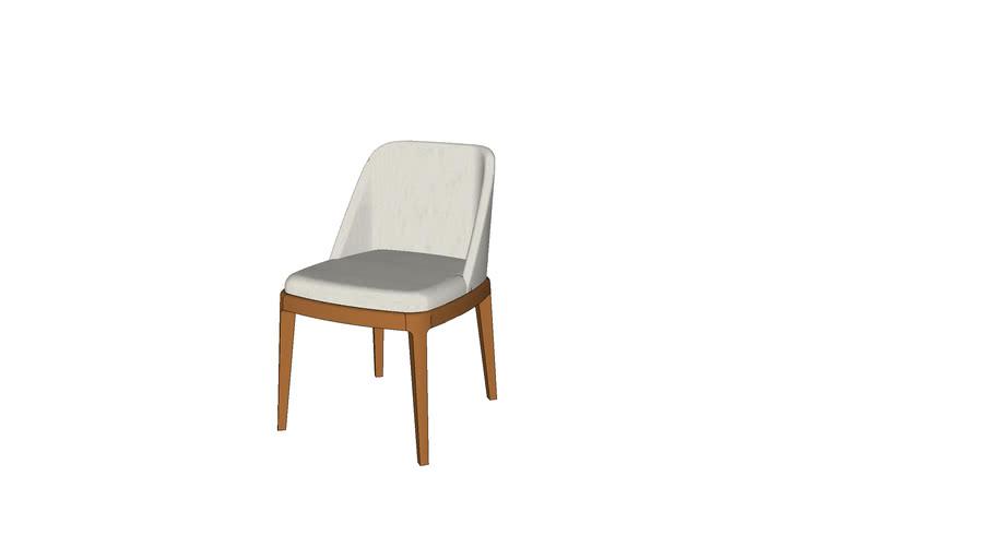 Cadeira Zara Sem Braço