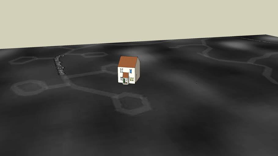 house i made