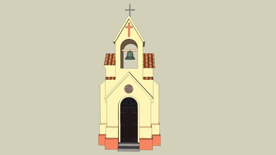 Kaple se zvonicí