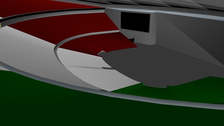 Philippine Arena seating bowl