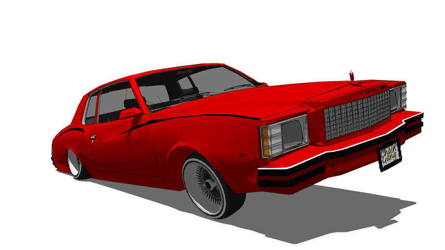 1979 Chevy Montecarlo Lowrider