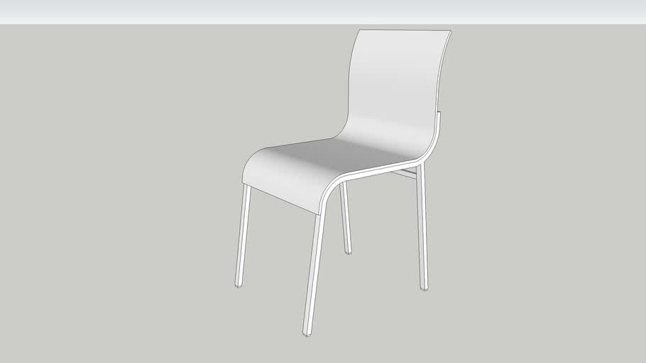 Vismap - sedia metallo