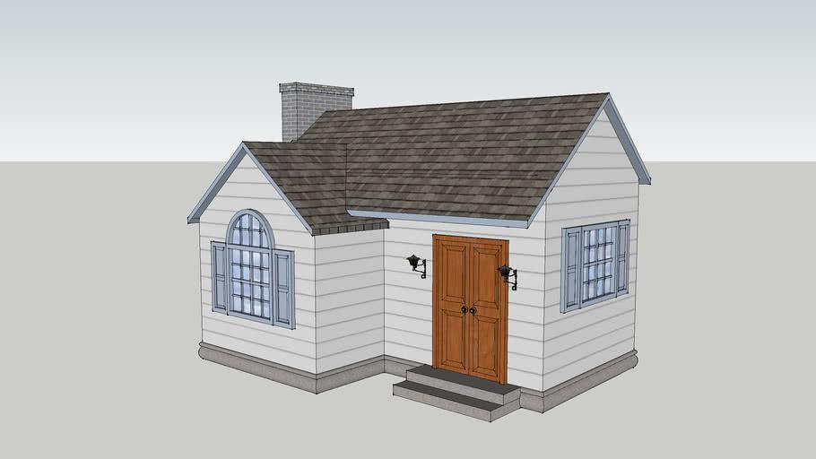 Suburban House 4