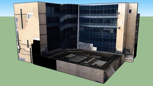 Building in Edinburgh EH3 9AF, UK
