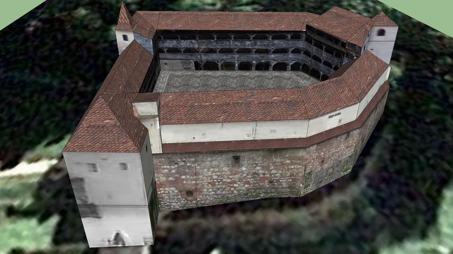 Bastionul Tesatorilor - Brasov