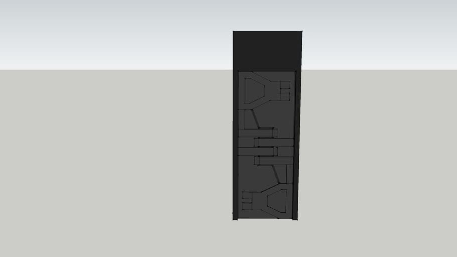 Starship Door