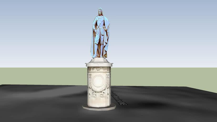 Statua di Carlo III di Borbone