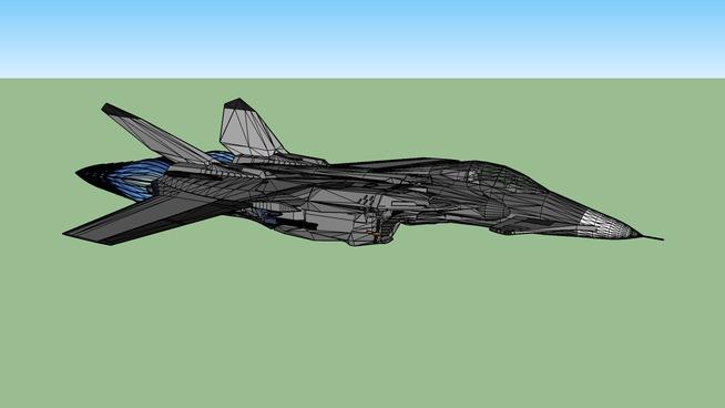 Rhyceneus class FAA-78 long range strike fighter