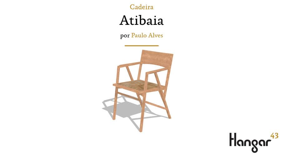 Cadeira Atibaia - Paulo Alves