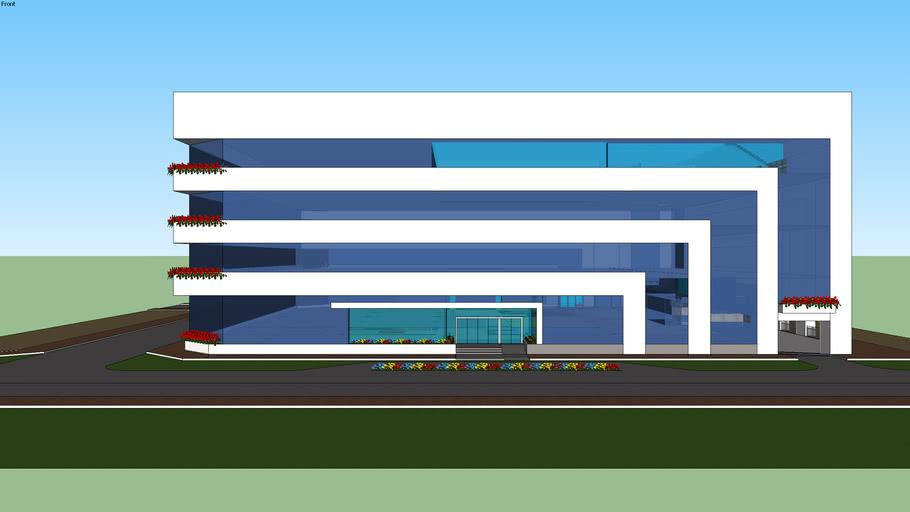 Hospital Model 1