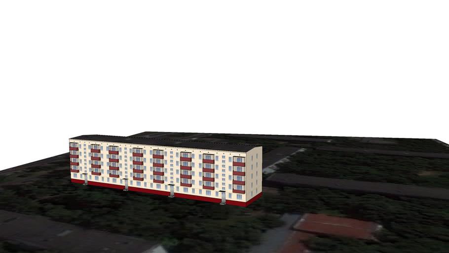Russia,  Moscow, Volgogradskiy Prospekt 140, building 1