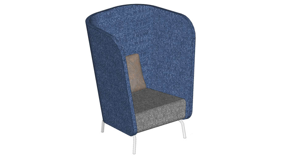 RED STITCH Broes Chair