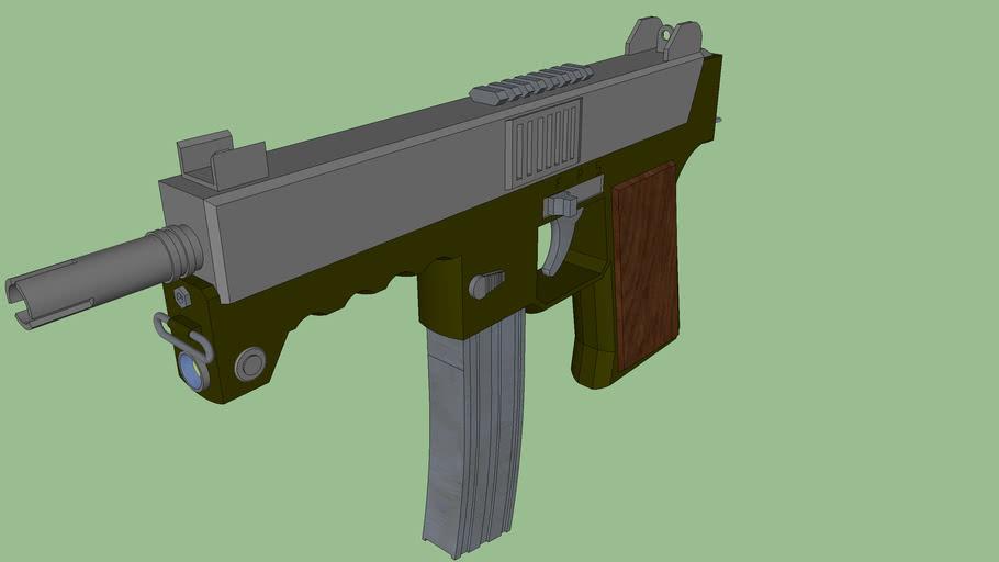 S-9MM submachinegun