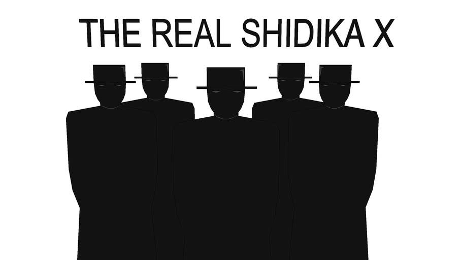 the real shidika x