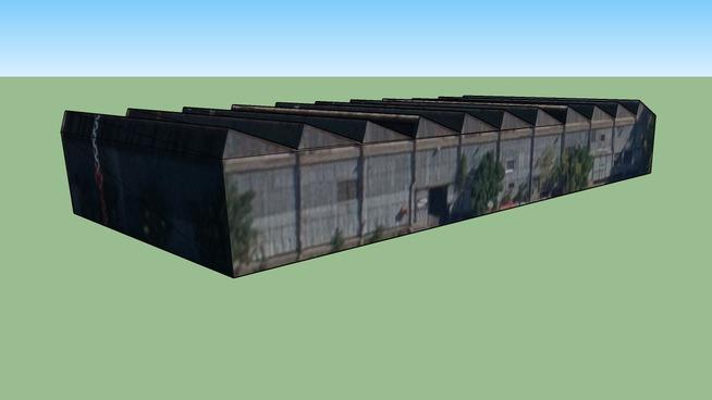 Building in Benegas Tiburcio 1901-1999, Mendoza, Mendoza Province, Argentina