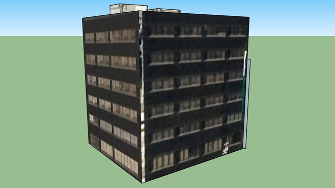 日本, 广岛的建筑模型