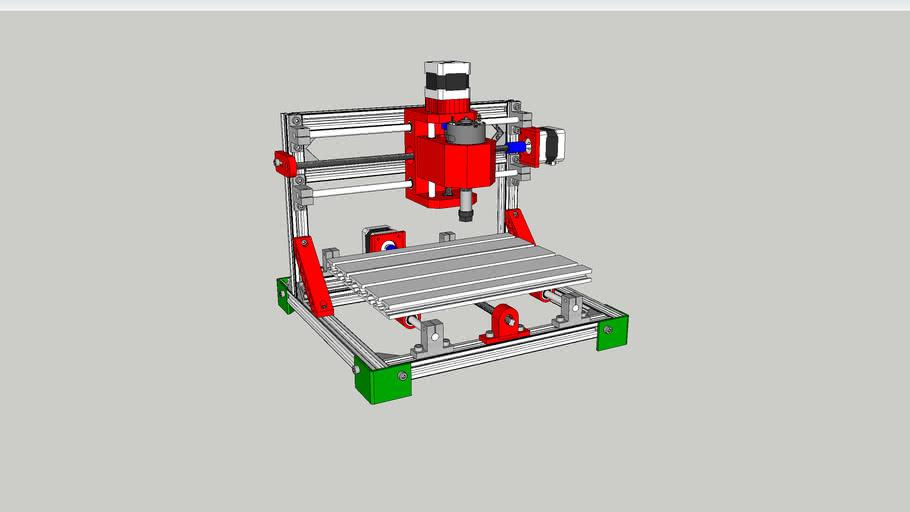 TQCNC - CNC 3018 DIY