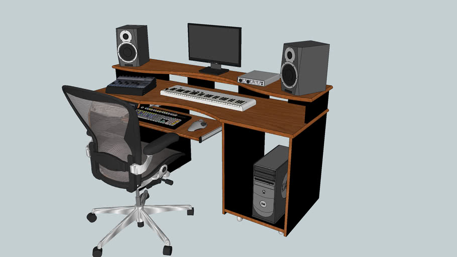 Studio Desk Warehouse