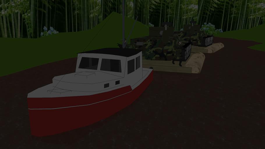 attack on grenata Delta