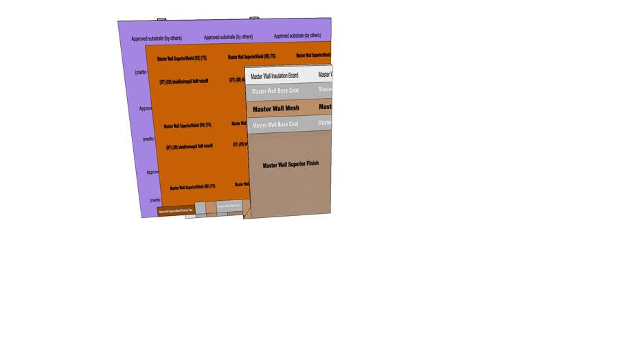 Rollershield Drainage CIFS™ Soffit/Drip Detail