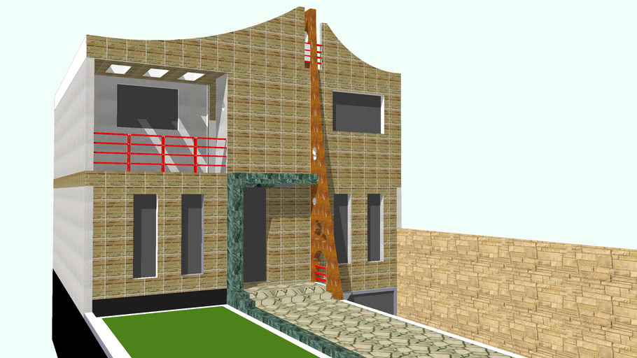 Villa + Duplex