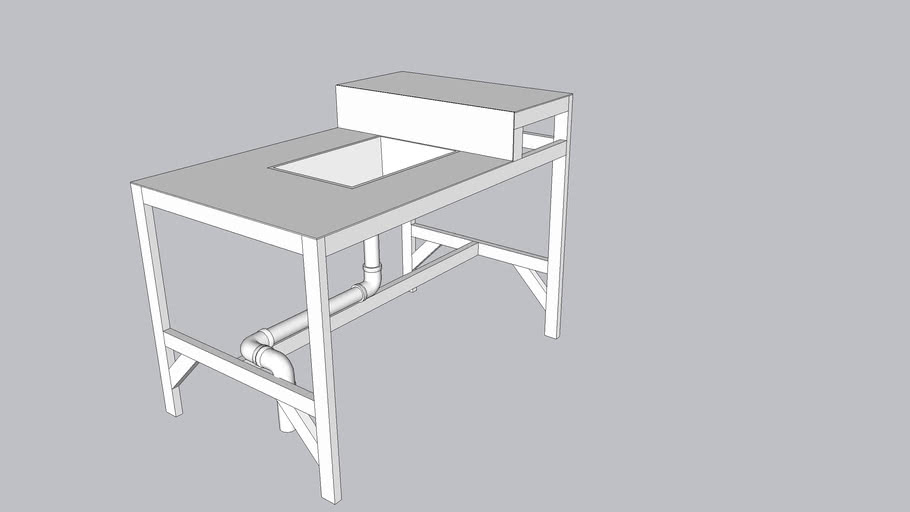 Washing Table For Schools