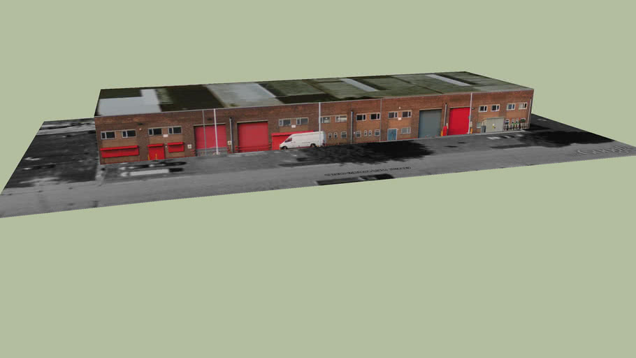 Old Trafford Warehouses