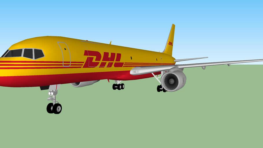 DHL 757-200SF (WL)