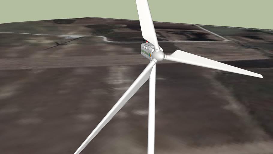 Wind Turbine #320