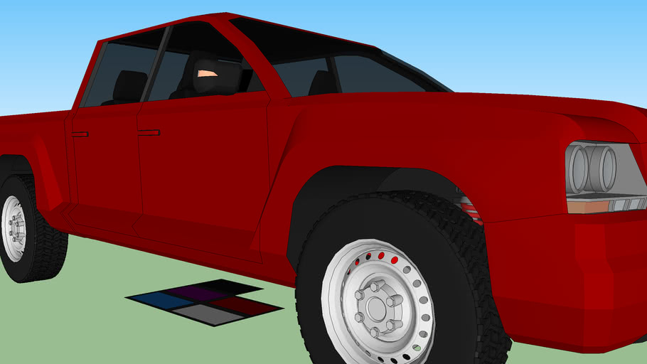 2014 Omega Intrude BT 2.5 CTDi 2cab