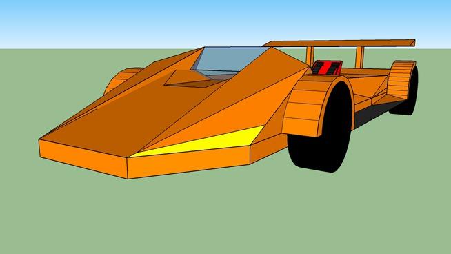 Extreme Dune Buggy