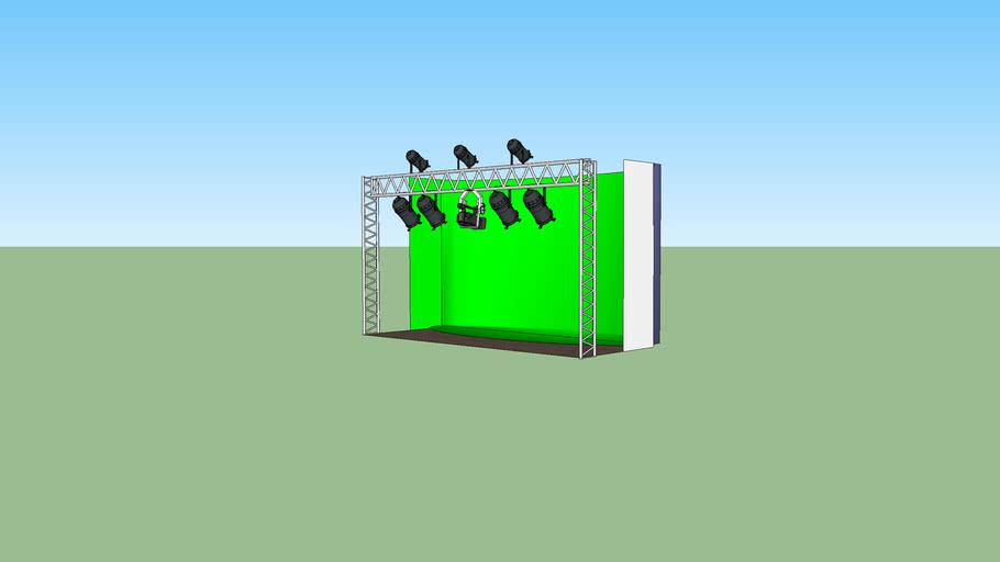 green screen team 7