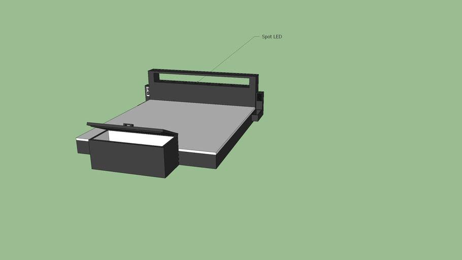 Proposition Lit IKEA