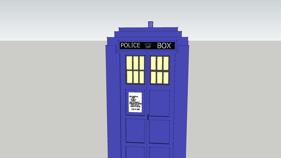 tardis/ doctor who