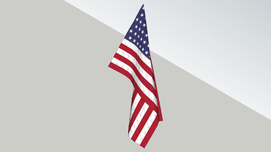 Flag USA (America)