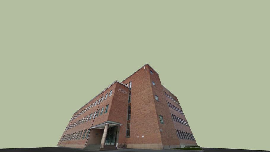 Novia, Campus Vasa på Wolffskavägen