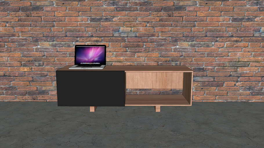 Mueble para tv MARA de GAIA Design / MARA tv stand