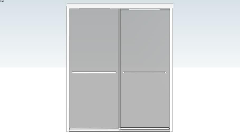 Shower Door 60 inch