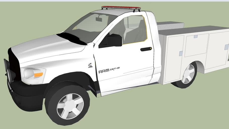 urban rescue unit dodge ram 2006