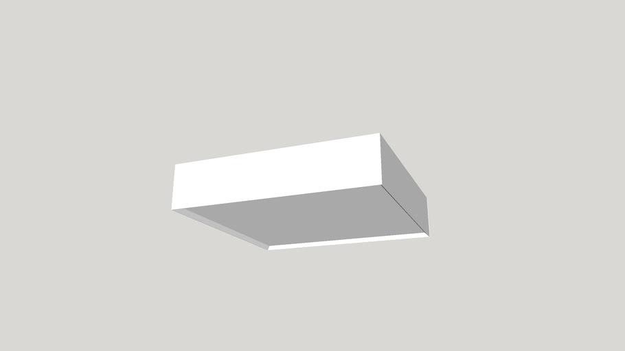 IN40082 - Plafon Sobrepor II