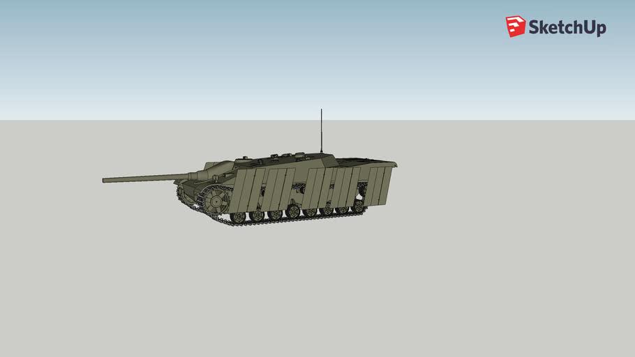 Aureole Jagdpanzer
