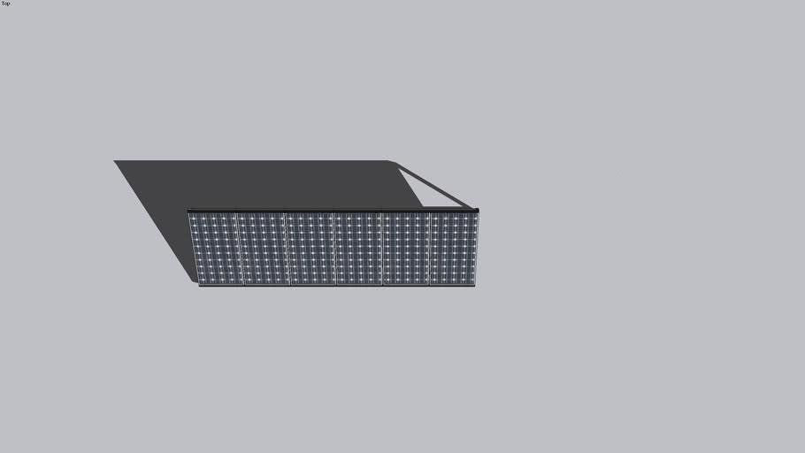 solar 6 panels