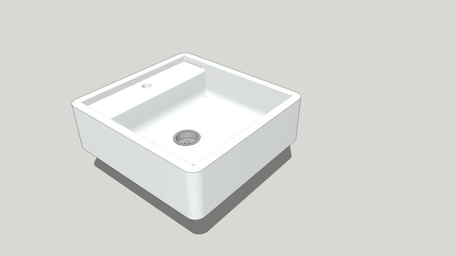 Ceramic sink BLANCO PANOR 60, мойка BLANCO PANOR 60