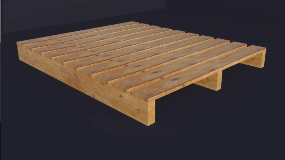 pallet (two way)