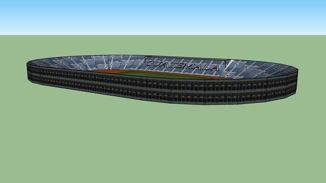Estadio olimpico Matéo Flores