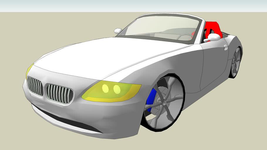 BMW Z4 (Modified)