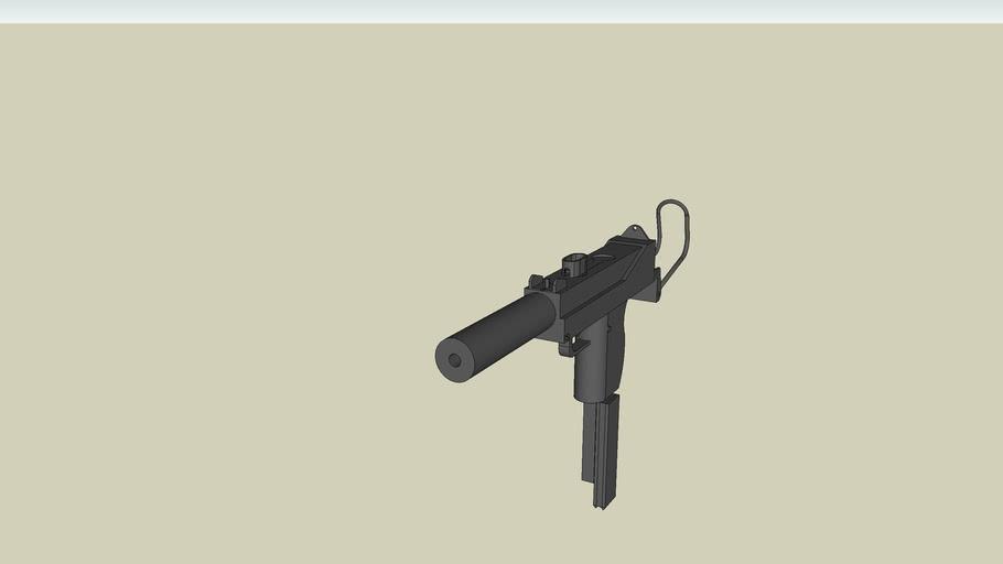 Air Soft BB-gun